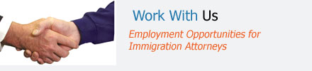 Immigration Jobs With TNLS